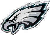 NFL Philadelphia Eagles Color Team Emblem