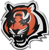 NFL Cincinnati Bengals Color Team Emblem
