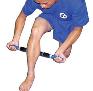 Tandem Sport Pro-Tec Roller Massager Release Grips