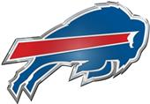 NFL Buffalo Bills Color Team Emblem