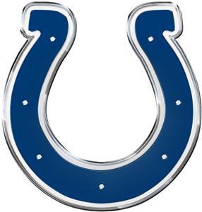 NFL Indianapolis Colts Color Team Emblem