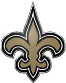 NFL New Orleans Saints Color Team Emblem