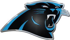 NFL Carolina Panthers Color Team Emblem