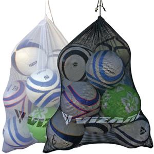 Vizari Heavy Duty Nylon Net Ball Bags