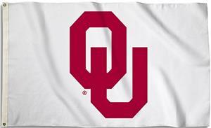 COLLEGIATE Oklahoma 3' x 5' Flag w/Grommets