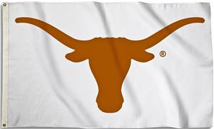 COLLEGIATE Texas 3' x 5' Flag w/Grommets