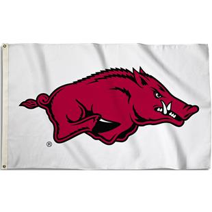 COLLEGIATE Arkansas 3' x 5' Flag w/Grommets