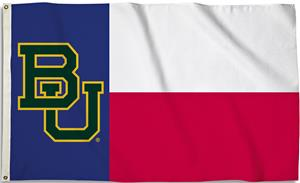 COLLEGIATE Baylor 3' x 5' Flag w/Grommets