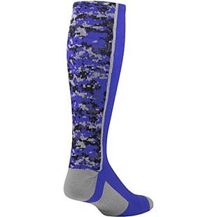 Twin City Digital Camo Over Calf Socks