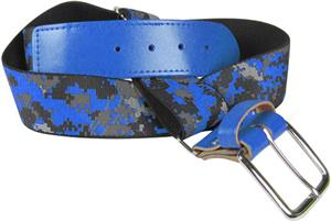 Twin City Digital Camo Adult Youth Baseball Belts