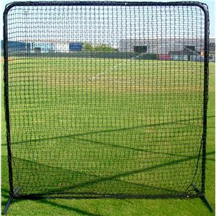 Cimarron Baseball 7x7 #42 Fielder Net & Frame