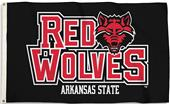 COLLEGIATE Arkansas State 3' x 5' Flag w/Grommets