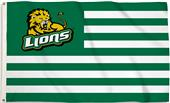 COLLEGIATE SE Louisianna Stripes 3' x 5' Flag