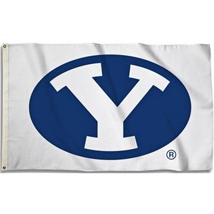 COLLEGIATE Brigham Young 3' x 5' Flag w/Grommets
