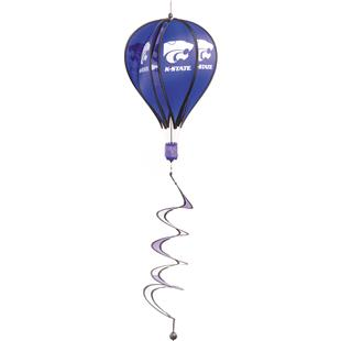 COLLEGIATE Kansas State Hot Air Balloon Spinner