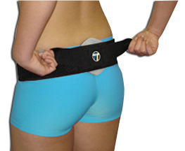 Tandem Sport SI Back Belt Lower Back Men or Women