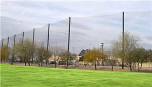 Cimarron Sports Various Sizes Golf Barrier Netting