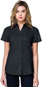 Tri Mountain Lady's Regal Short Sleeve Shirt