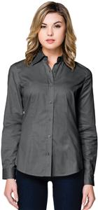 Tri Mountain Lady's Regal Long Sleeve Shirt