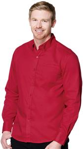 Tri Mountain Mens Regal Long Sleeve Shirt