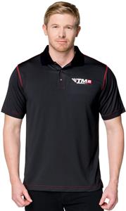 Tri-Mountain Mens CF-3 Short Sleeve Polo Shirt