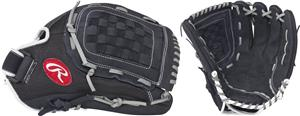 "Rawlings Renegade 12.5"" Baseball/Softball Glove"