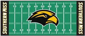 Fan Mats Southern Miss Football Field Runner
