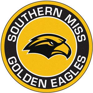 Fan Mats Univ. of Southern Mississippi Roundel Mat