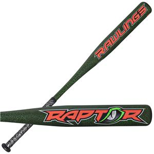 Rawlings Raptor Alloy Youth Baseball Bat -11