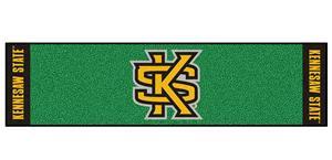 Fan Mats Kennesaw State Univ. Putting Green Mat