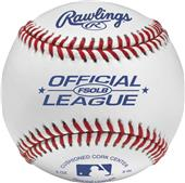 Rawlings FLAT SEAM Official League Grade Baseball