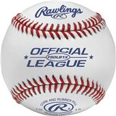 Rawlings FLAT SEAM Junior League Practice Baseball