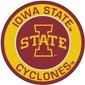 Fan Mats Iowa State University Roundel Mat