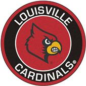 Fan Mats University of Louisville Roundel Mat