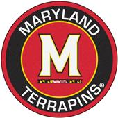 Fan Mats University of Maryland Roundel Mat