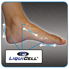Tandem Sport Liquicell Blister Bands Peel &amp; Stick