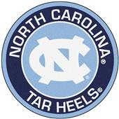 Fan Mats University of North Carolina Roundel Mat