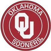 Fan Mats University of Oklahoma Roundel Mat