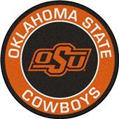 Fan Mats Oklahoma State University Roundel Mat
