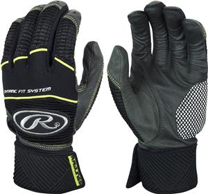 Rawlings Workhorse Compression Strap Batting Glove