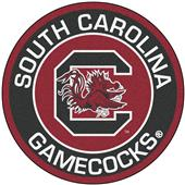 Fan Mats University of South Carolina Roundel Mat