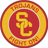 Fan Mats Univ. of Southern California Roundel Mat