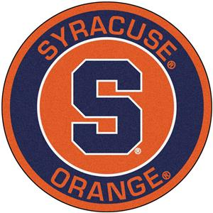 Fan Mats Syracuse University Roundel Mat