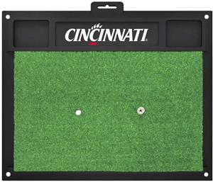Fan Mats University of Cincinnati Golf Hitting Mat