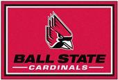 Fan Mats Ball State University 5x8 Rug