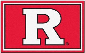 Fan Mats Rutgers University 4x6 Rug