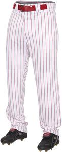 Rawlings Semi-Relaxed Fit Pin Stipe Baseball Pants