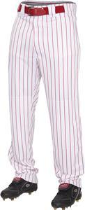 Rawlings Semi-Relaxed Fit Pin Stipe Baseball Pants