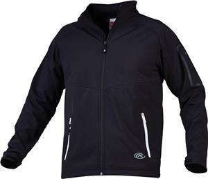 Rawlings Mens Full Zip Thermal Reign Jacket