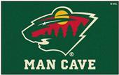 Fan Mats NHL Minnesota Wild Man Cave Ulti-Mat